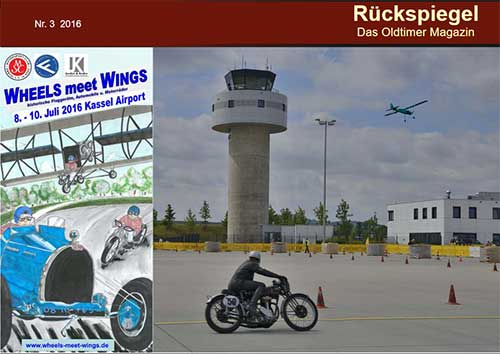 Wheels meet Wings, Ausgabe 3